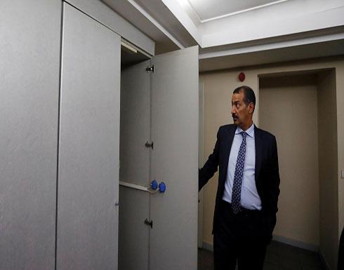 شاهد .. لقطات  من داخل القنصلية السعودية في اسطنبول
