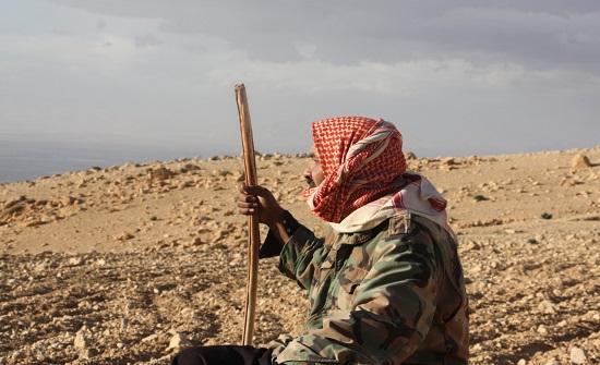 أبو يوسف أردني يعيش وعائلته في بيت الشَّعر منذ 32 عاما