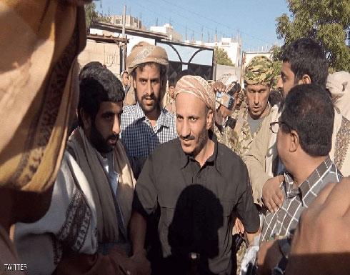 نجل شقيق صالح يصل مناطق الشرعية في شبوة