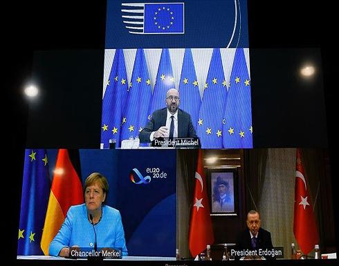 أردوغان يشدد على أهمية تفعيل الحوار لحل خلافات شرق المتوسط