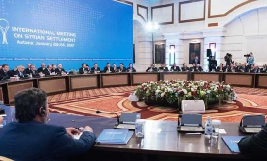 تأجيل بدء محادثات السلام السورية في آستانة يوما واحدا