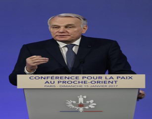 فرنسا: موقف أمريكا من السلام في الشرق الأوسط مشوش ومقلق