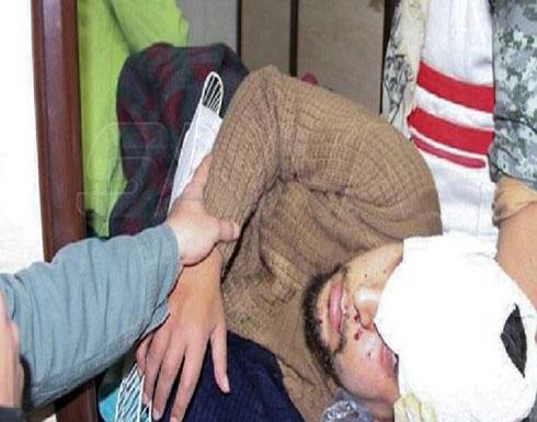 إصابة فريق إعلامي بصاروخ أطلقه المسلحون شمال سوريا