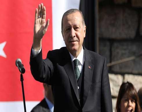 أردوغان: شراء أس 400 الروسية خطوة للإنتاج المشترك