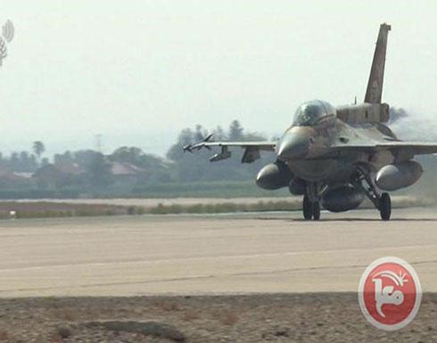 بواسطة مئات الطائرات- الاحتلال اجرى تدريبا لحرب على غزة