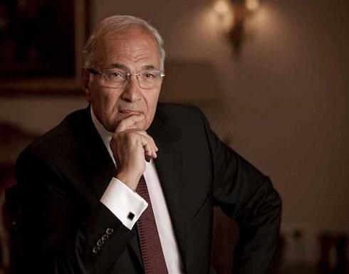 N.Aمصر.. براءة رئيس الوزراء الأسبق أحمد شفيق من تهمة الإضرار بالمال العام