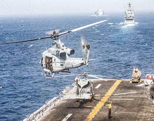 ملك البحرين لجنرال أمريكي: سنقوم بدورنا لتأمين الملاحة في الخليج