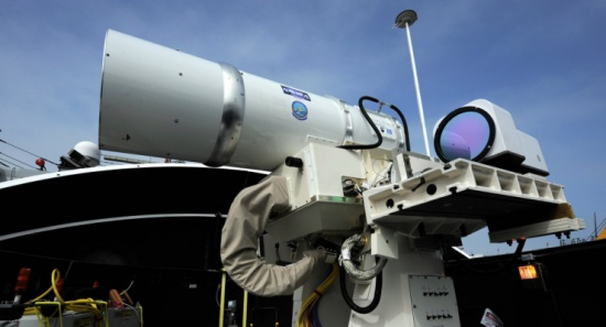 الرد الروسي على السلاح الأمريكي الجديد: روسيا تطور سلاحا أقوى من الليزر