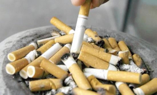 """الأردنيون يطلقون سنويا 5 آلاف طن """"سبارس"""" سجائر"""