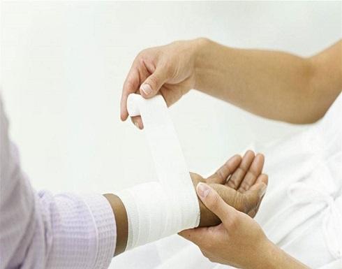 جهاز جديد لتضميد الجروح وعلاجها