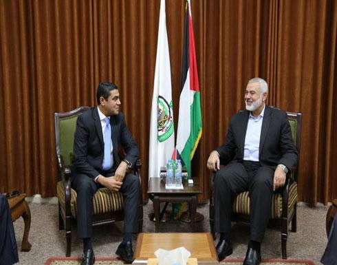 هنية: عقدنا اجتماعا غير مسبوق مع الأمم المتحدة والمصريين