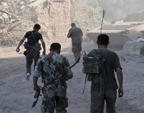 المعارضة السورية تستكمل عملية ضد نظام الأسد بريف اللاذقية