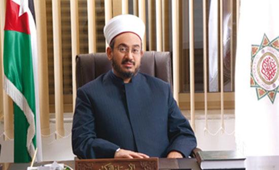 """الاردن .. أبو البصل يعلن عن ترتيبات مؤتمر """"نداء إلى المسجد الأقصى المبارك"""""""