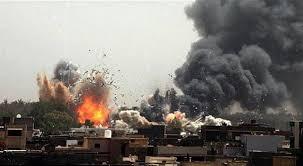 قصف جوي يستهدف المدنيين في (راوة) بمحافظة الأنبار ومقتل وإصابة أكثر من (10) أشخاص أغلبهم أطفال