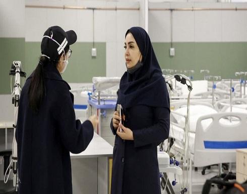 إيران: إصابة 10 آلاف عامل صحي بكورونا ووفاة بعضهم