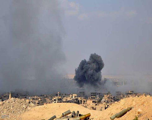 مقتل العشرات من داعش بغارات شرقي سوريا
