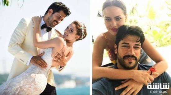 شاهد| صور مسربة من شهر عسل الزوجين بوراك وفهرية تفضح 'تمثيلية الحب'!