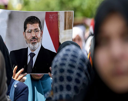 نجل مرسي: هذا ما جاء في شهادة وفاة والدي (شاهد)