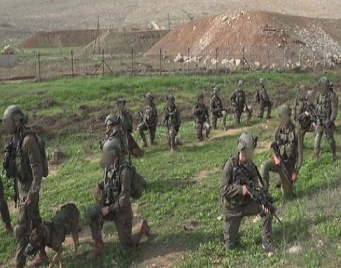 تدريبات عسكرية إسرائيلية استعدادا لمواجهة حماس وحزب الله (فيديو)