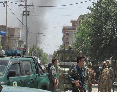 مقتل 4 من الشرطة بهجوم مسلح غربي أفغانستان
