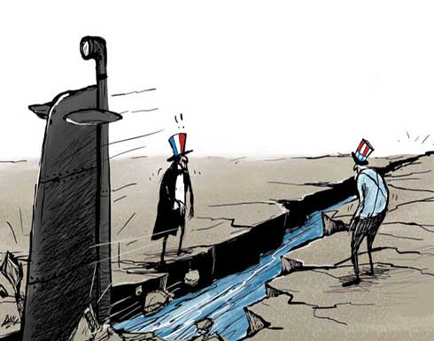 ازمة الغواصات الفرنسية الامريكية