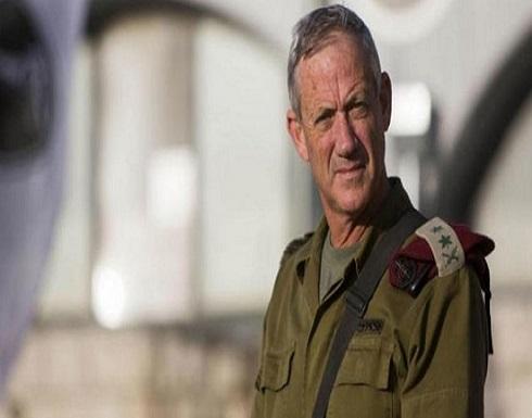 غانتس : علينا الحفاظ على اتفاقية السلام مع الأردن