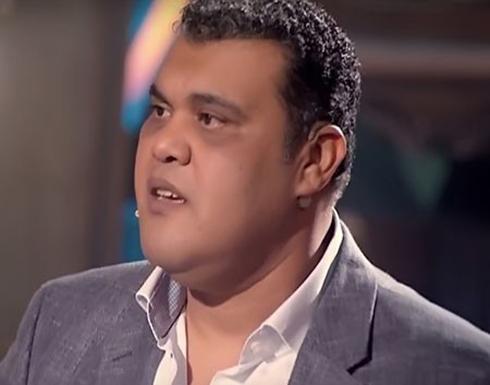 """أحمد فتحي يحتفل مع زوجته بـ""""الفلانتين"""" بطريقة خاصة"""