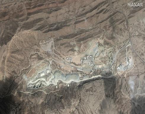 صور أقمار صناعية تكشف بناء إيران منصات جديدة للصواريخ