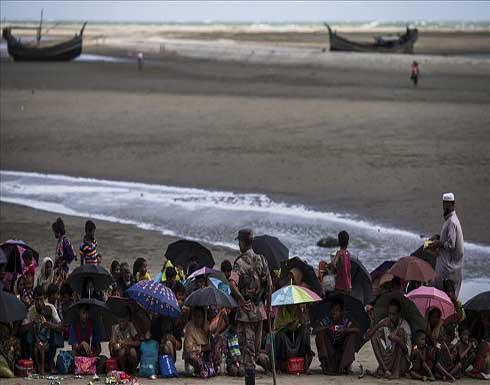 الجيش الميانماري يمنع عبور الروهنغيا إلى بنغلادش