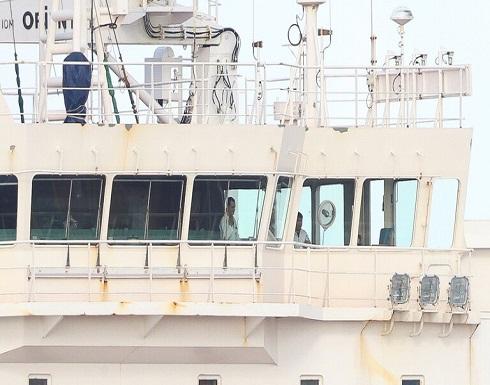 15 مفقودا على الأقل إثر غرق سفينة قبالة سواحل ليبيريا