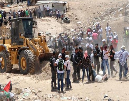 الاحتلال على وشك هدم الخان الأحمر.. ماذا يفعل الفلسطينيون؟