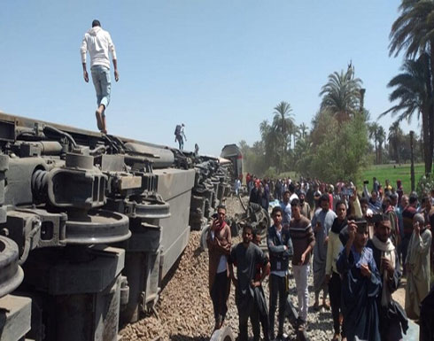 الحكومة المصرية تضاعف تعويضات ذوي ضحايا حادث القطارين