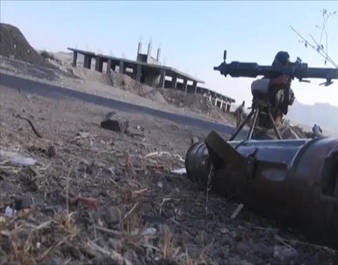 الجيش يفتح جبهة جديدة بصعدة شمالي اليمن