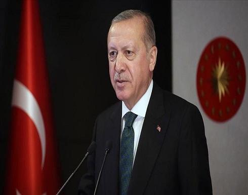 أردوغان يبحث مع نظيريه الكوسوفي والصربي التطورات الإقليمية