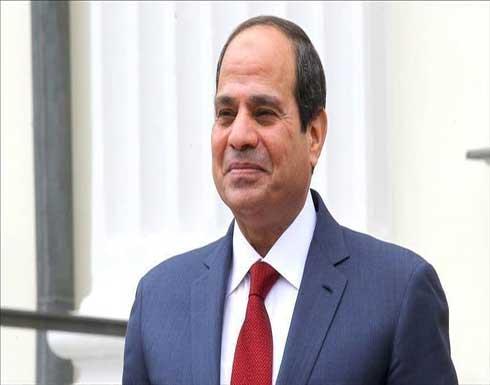 """السيسي يتسلم رسالة خطية من راعي مفاوضات """"سد النهضة"""""""