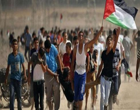 استشهاد فلسطيني برصاص القوات الإسرائيلية في غزة