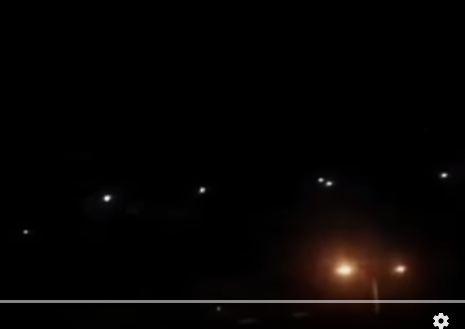 شاهد .. قصف إسرائيل لمركز البحوث العلمية في جمرايا قرب دمشق