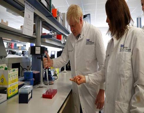 """بريطانيا تختبر أدوية مضادة للالتهابات والسرطان كعلاج محتمل لـ""""كوفيد-19"""""""