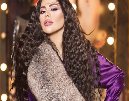 بالفيديو: الفنانة ميرنا طحان تظهر بضمادة وورم على وجهها