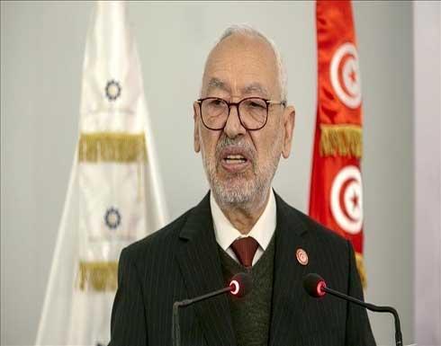 الغنوشي يدعو القوى الوطنية للانخراط في أجواء التهدئة بتونس