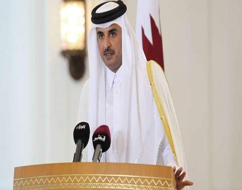 امير قطر: أقدر مبادرة سمو أمير الكويت وجهوده لحل الأزمة الخليجية