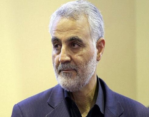 """سفير """"أنصار الله"""" في طهران يزور عائلة سليماني لتقديم العزاء"""