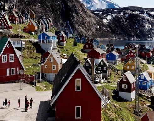 امريكا تخطط لإعادة فتح قنصليتها في غرينلاند