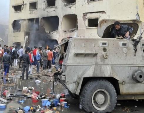 """الأمن المصري يعلن """"تصفية 16 مسلحا"""" في سيناء"""