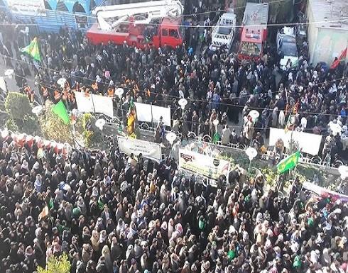 العراق يمنع دخول ألف إيراني يحملون تأشيرات مزورة