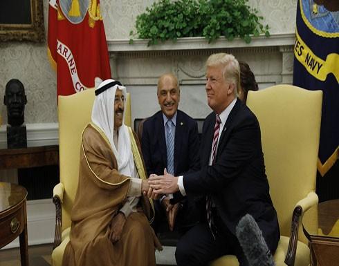 ترامب يتصل بأمير الكويت