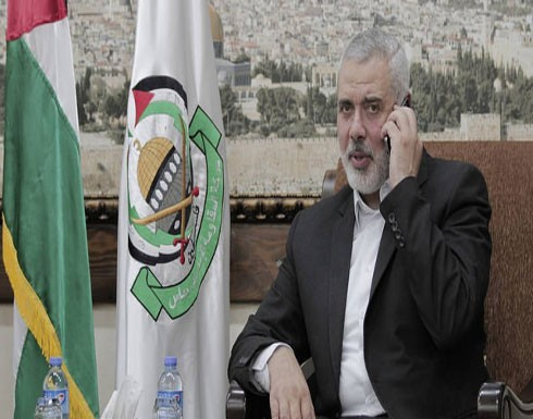 رئيس مجلس النواب اللبناني نبيه بري يهاتف هنية