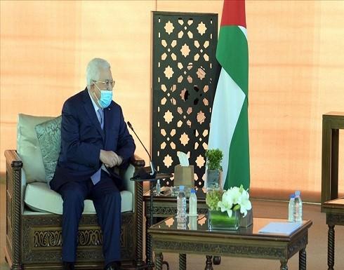 عباس يبحث في القاهرة مستجدات القضية الفلسطينية