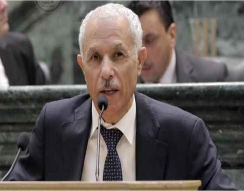 مذكرة نيابية تطالب بالغاء اتفاقية وادي عربة
