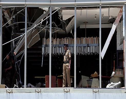 حكومة سريلانكا تحظر مواقع التواصل الاجتماعي والتجول بعد انفجار ثامن